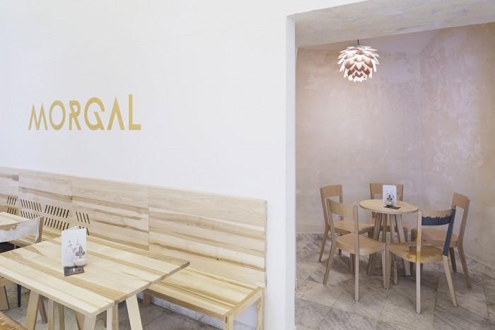 Café MORGAL na portálu Homepix