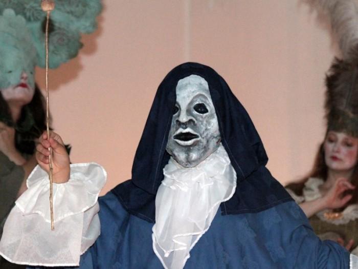 Morgal na Barokních slavnostech