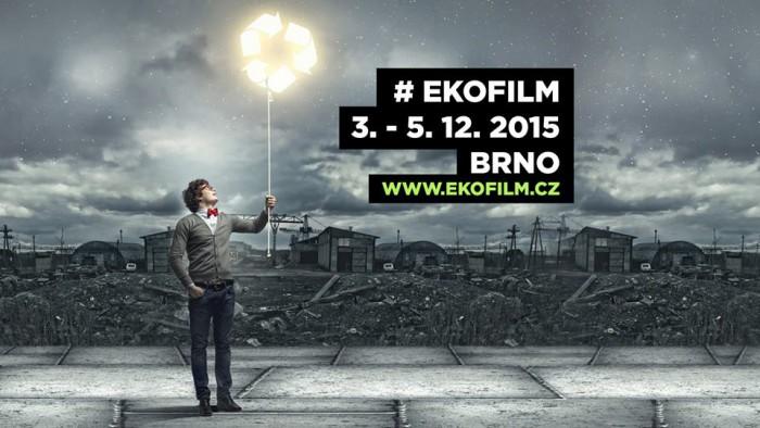 Navštivte festival EKOFILM
