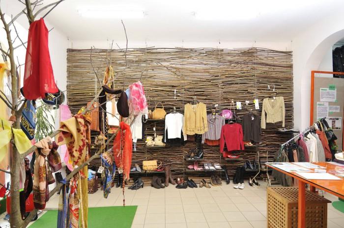 Benefiční bazar Nadace Veronica: Vše pro děti
