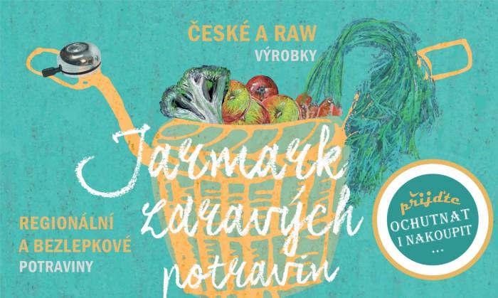 Jarmark zdravých potravin / 11. 5. na nádvoří