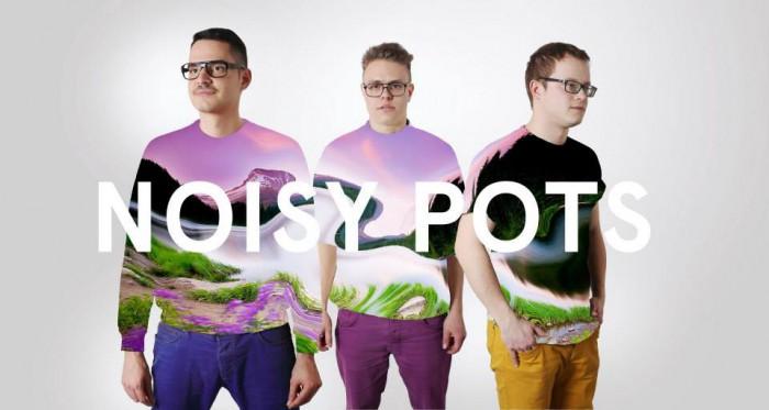 Noisy Pots \ koncert na nádvoří \ 30. 5.