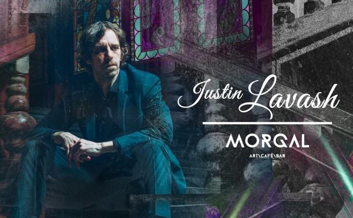 Justin Lavash \ napříč styly mezi blues, folkem a jazzem \ koncert 27. 5. na nádvoří