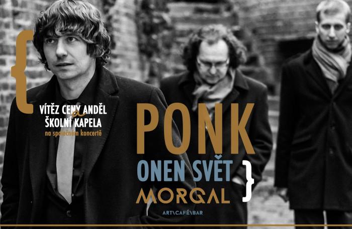 Ponk & Onen svět \ koncert na nádvoří