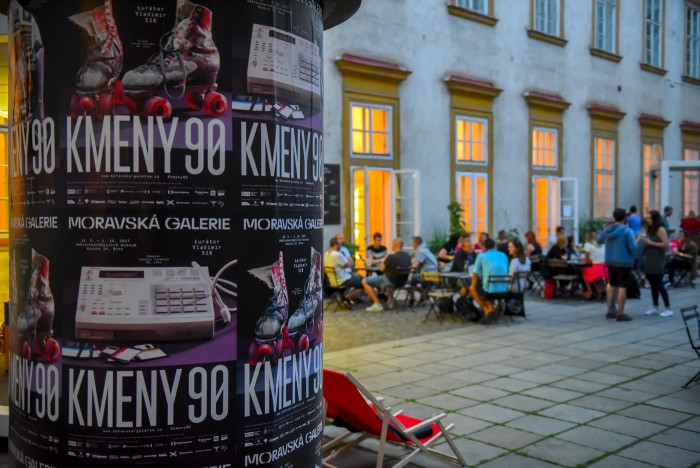 KMENY 90: DJs Mehdi + Opia